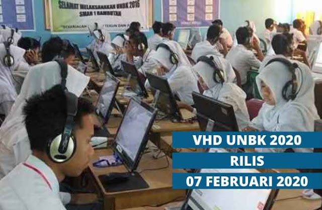 Download VHD UNBK 2020