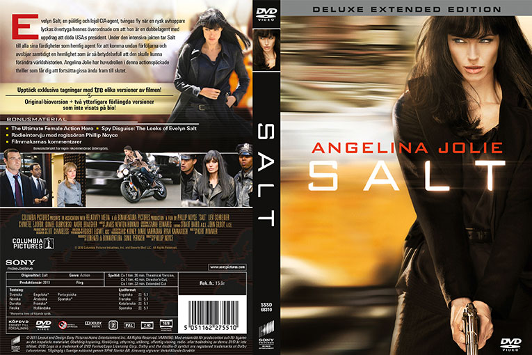 Salt (2010) DIRECTORS CUT 720p BRRip [Dual Audio] [Hindi 5.1+English]
