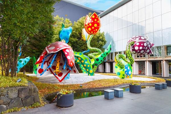 พิพิธภัณฑ์ศิลปะมัตสึโมโตะ (Matsumoto City Museum of Art)