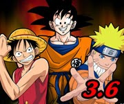 الاصدار الخامس من لعبة قتال فيري تيل ضد ون بيس 5 Game Fairy Tail Vs One Piece  ,