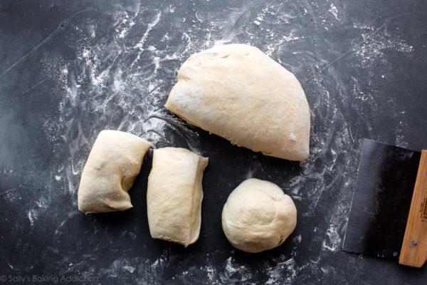 Homemade Bread Bowls