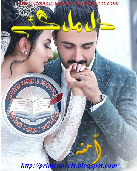 Dil mil gaey novel online reading by Amna Part 1