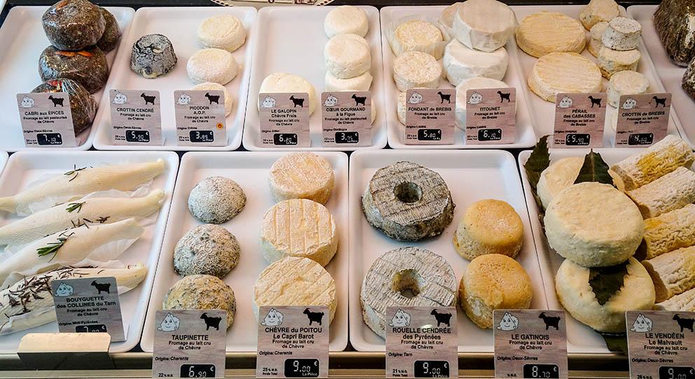 Salmorrejo diversos quesos franceses m s de 365 for Guisos franceses