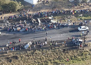 Naivasha accident is deadly tragic this Jamhuri day.