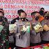 Jegal Peredaran Sabu 84 Kg dan 30.000 Butir Ekstasi, Kapolda Kalsel Pimpin Press Release Polresta Banjarmasin