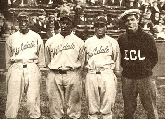 Philadelphia hosts first Negro League World Series Game