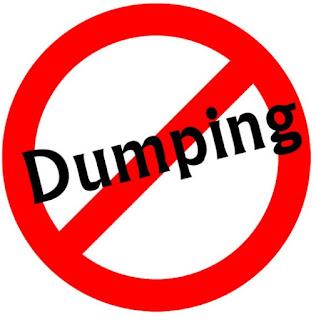 Dumping dicabut negara akan kolap