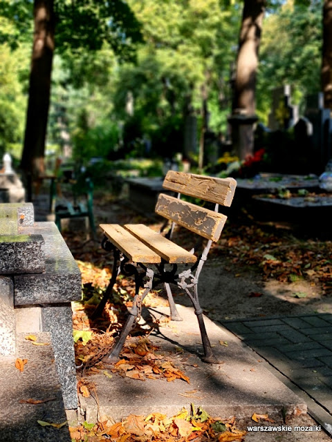 Warszawa Warsaw cementery warszawskie cmentarze Targówek nagrobek Bródno groby