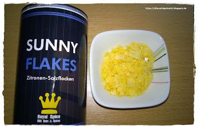 Sunny Flakes Gewürz