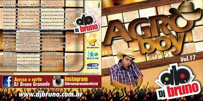 Dj Bruno Granado Agro Boy Remix Sertanejo Vol 17 2015
