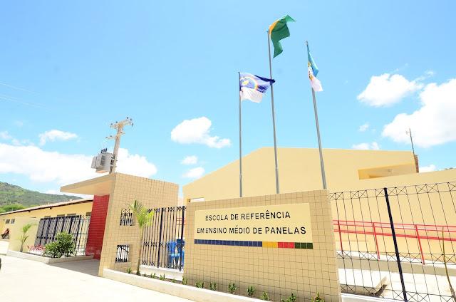 Escola de Referencia Em Ensino Médio de Panelas (EREM de Panelas)