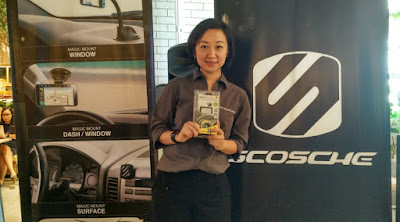 Scosche Car Solutions Launch in the Philippines