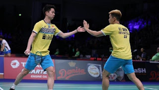 Live Streaming Hong Kong Open 2019