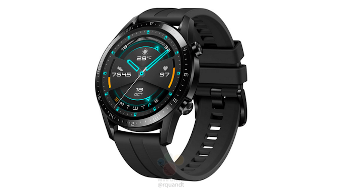 Huawei Watch GT 2 Full Specifications & Market Price in BD