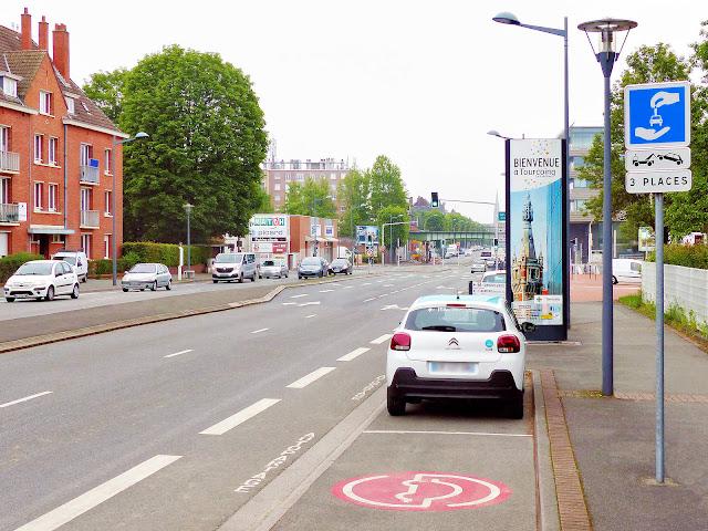 Citiz Autopartage Tourcoing Union Mercure