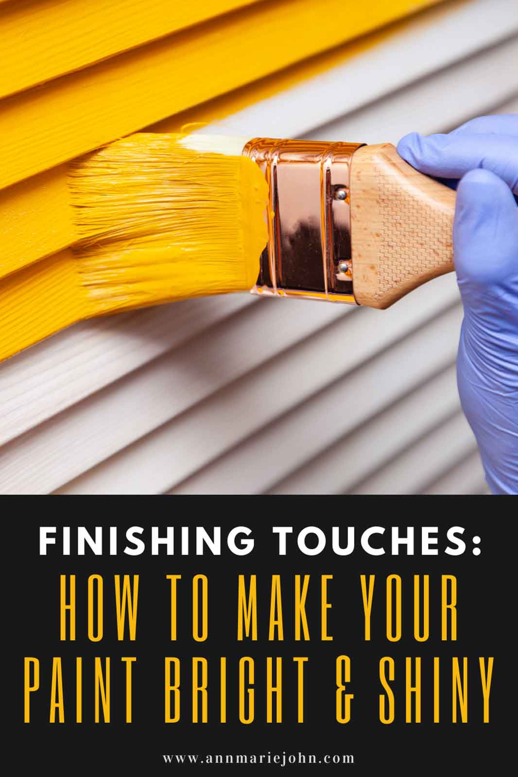 How to Make Your Paint Bright and Shiny