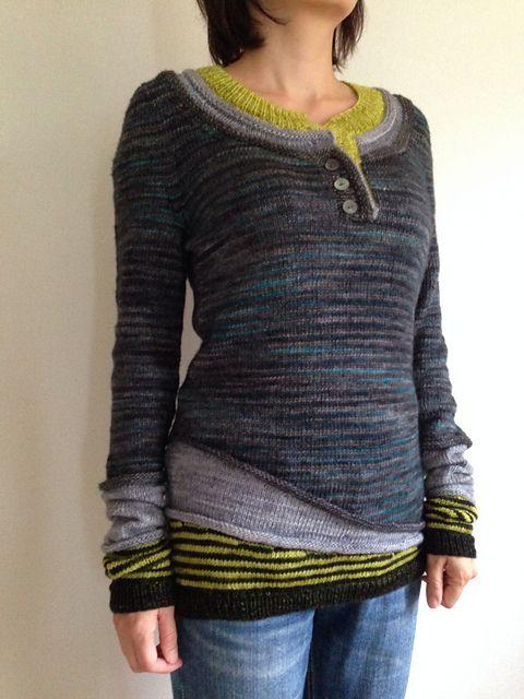 wzor sweterka