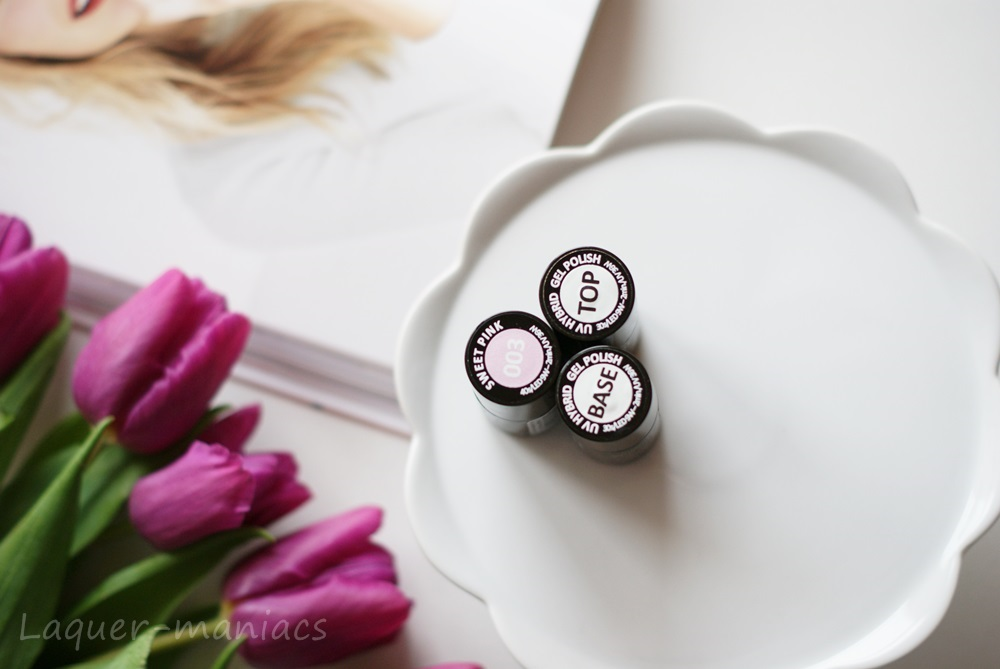 Semilac, Sweet Pink 003