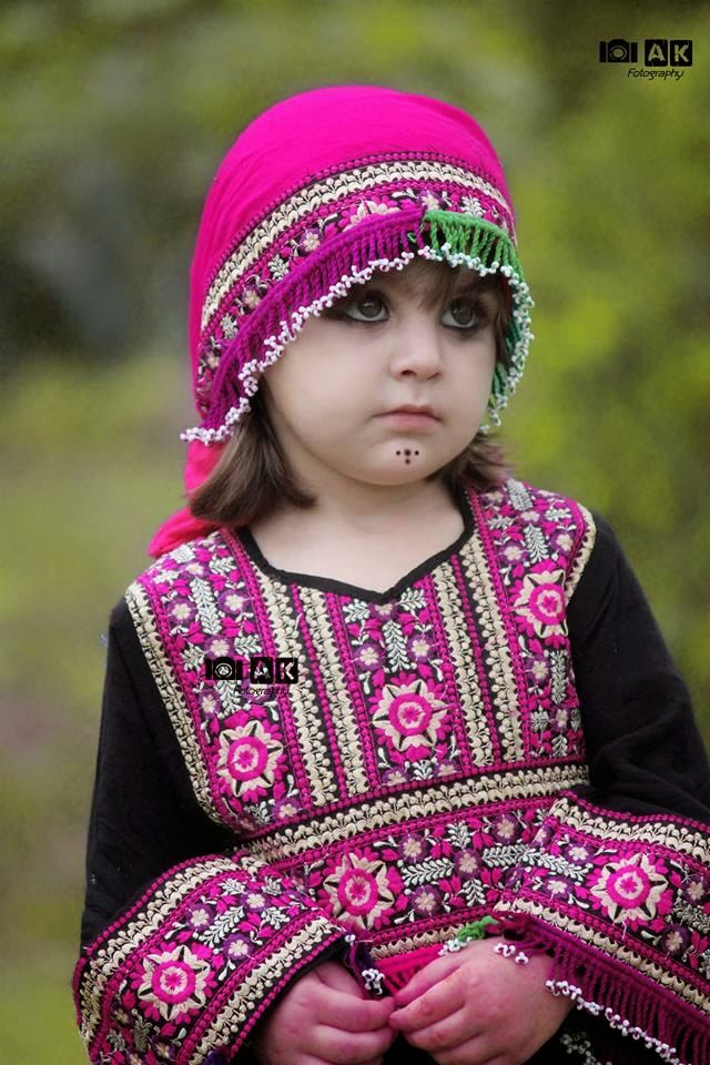 Pakistani Cute Girl Photo