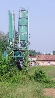 Prusahan Batching Plant Tidak Punya Izin Di Denda 3 Miliar