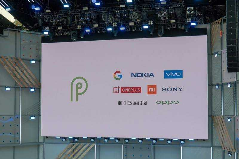 Now in case you don't know, this is a comprehensive and well detailed list of all android smart phones that are currently selected by Google for the update of the latest android P Public Beta Update