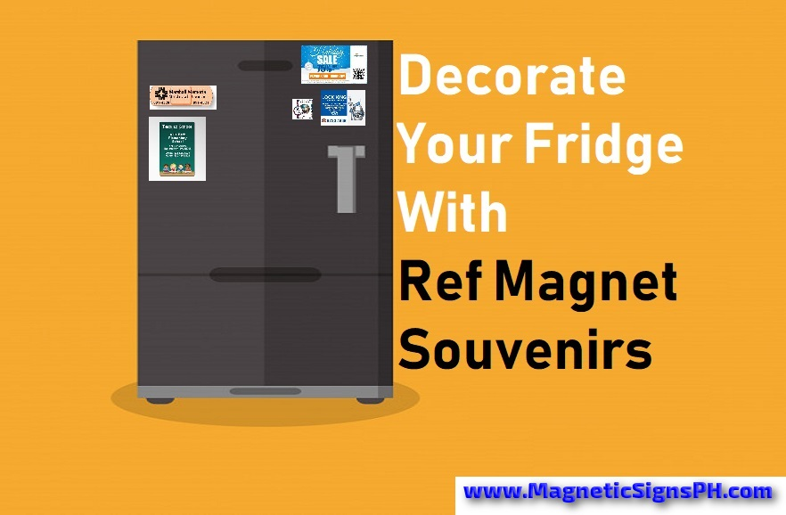 Decorate Your Fridge With Ref Magnet Souvenirs