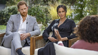 Alfred Speaks On The Ridiculous Meghan Markle & Ex - Prince Harry Interview By Oprah