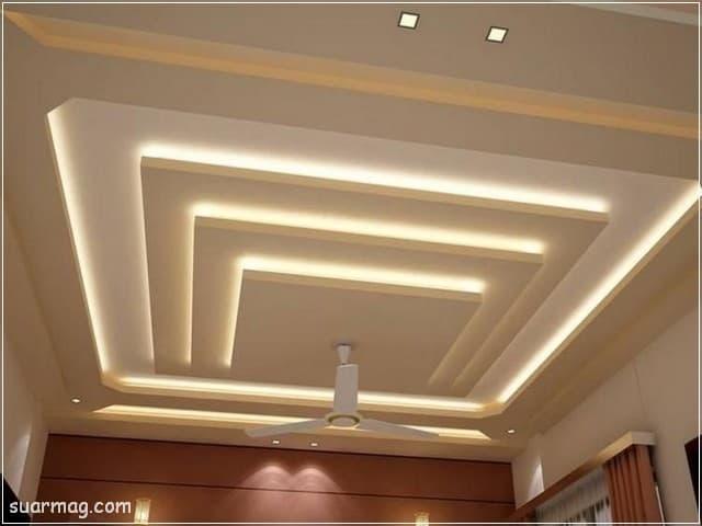 جبس بورد - اسقف جبس بورد 5   Gypsum Board - Gypsum Board Ceiling 5