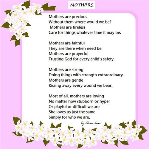 Poems About Parent 2
