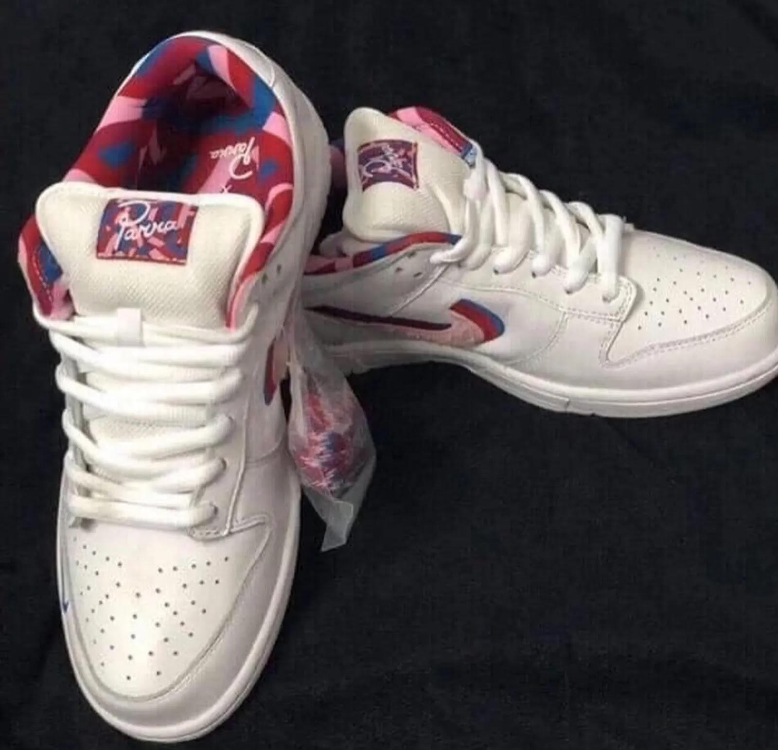 the latest 109a4 a016f First Look  Parra x Nike SB Dunk Low