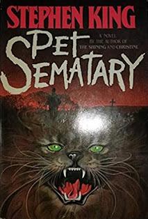 Pet Sematary - Book Horror - Stephen King