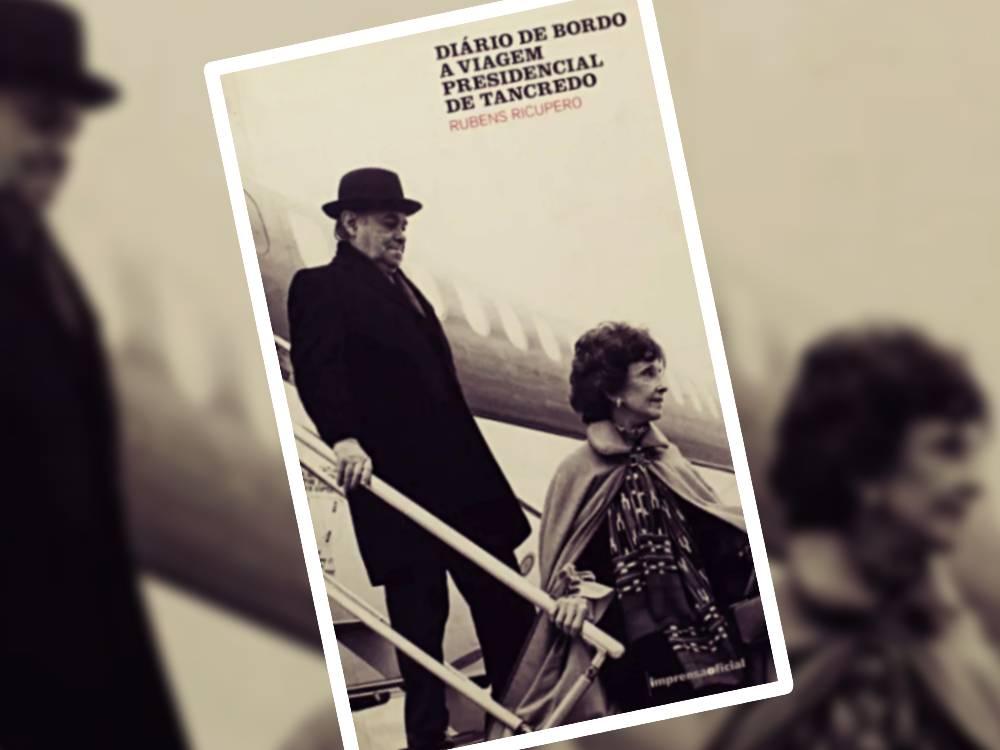 literatura paraibana tancredo neves viagem internacional 1985 comitiva