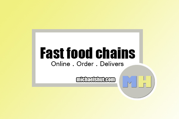 fast food chains PH by michaelshut.com