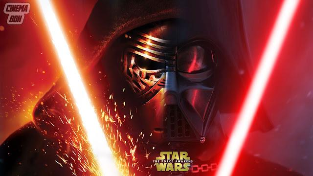 Star Wars Kylo Ren lightsaber wallpaper