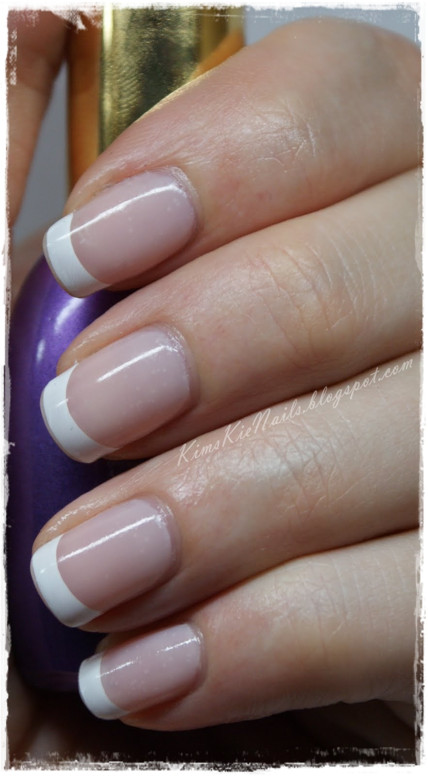 Natural Nails: KimsKie's Nails: Bye, Bye Acrylics... Hello Natural Nails