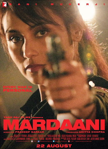 Mardaani (2014) Movie Poster No. 2