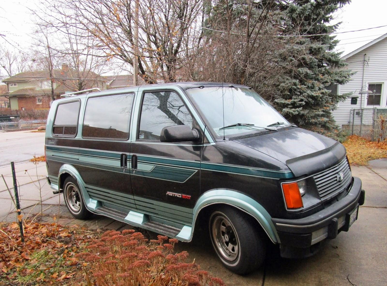 All Chevy 89 chevy van : Marathon Pundit: (Photo) 1992 Chevy Astro Van