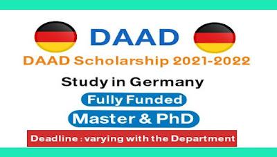 منحة دراسية في ألمانيا للطلاب الدوليين 2021 (ممولة بالكامل)