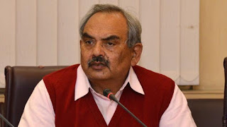 Spotlight :Former home secretary Rajiv Mehrishi takes over as CAG