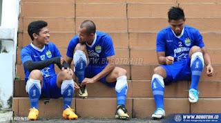 Manajemen dan Pelatih Jelaskan Status Eka Ramdani di Persib Bandung