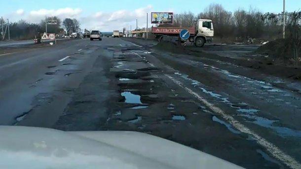 Європейські банки дадуть гроші на ремонт траси Київ – Одеса