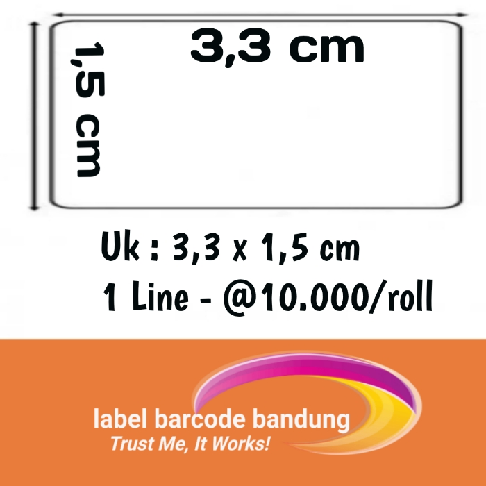 Labelkemasan: Label Barcode Bandung