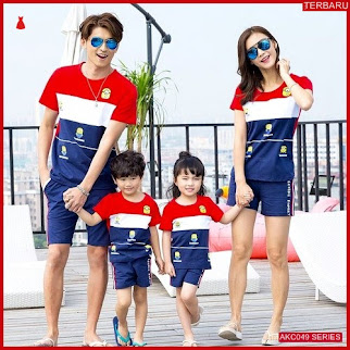 AKC049F149 Family Couple Baju Anak 049F149 Kaos Couple BMGShop