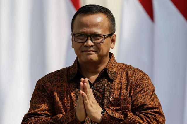 Pernah Dikritik Oleh  Susi Pudjiastuti, Kini Menteri Kelautan dan Perikanan Edhy Prabowo Ditangkap KPK