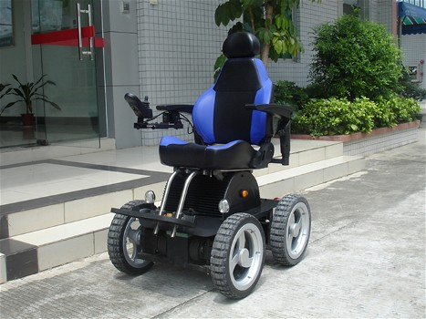 Which all terrain power wheelchair is the best for All terrain motorized wheelchairs