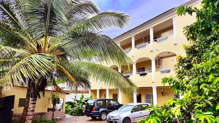 Guest House Available in Gambia