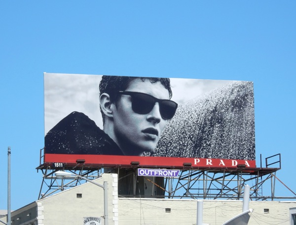 Prada FW 2015 sunglasses billboard