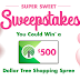 Dollar Tree Gift Card Giveaway - 75 Winners Win a $50 Dollar Tree Gift Card. Grand Prize $500 Dollar Tree Gift Card. Limit One Entry, Ends 2/15/19
