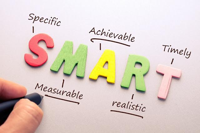الأهداف الذكية SMART