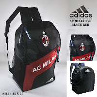 Tas Ransel Bola AC Milan